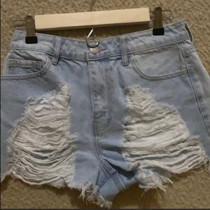 denim shorts from cello BRAND NEW